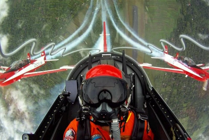 Tim Aerobatik Jupiter TNI AU