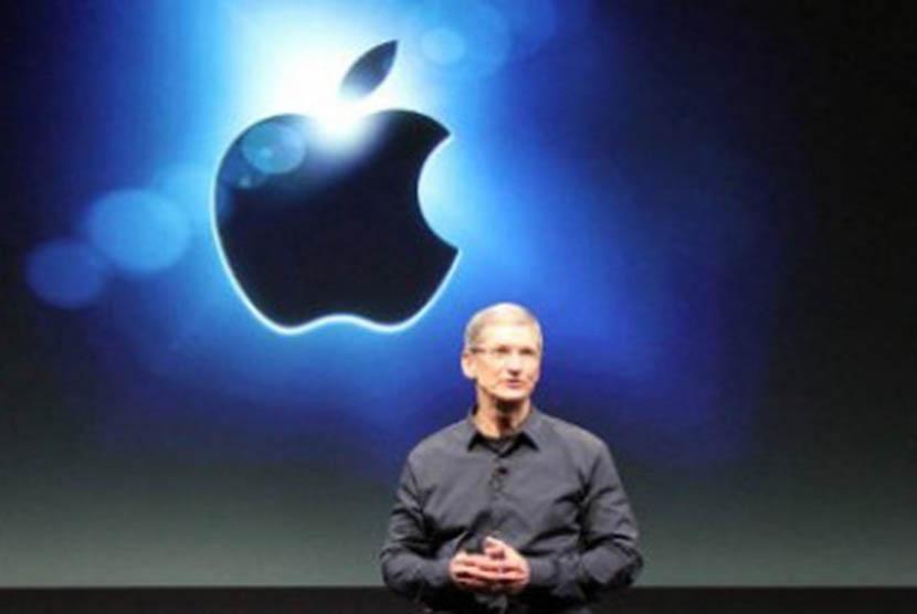 CEO Apple Inc Tim Cook.