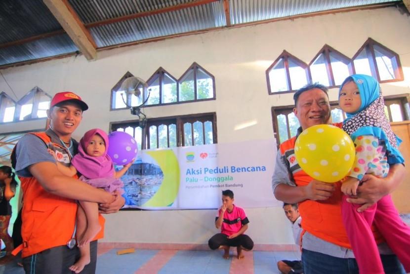Tim medis Rumah Zakat kembali menggelar aksi layanan kesehatan untuk warga terdampak gempa di Palu.