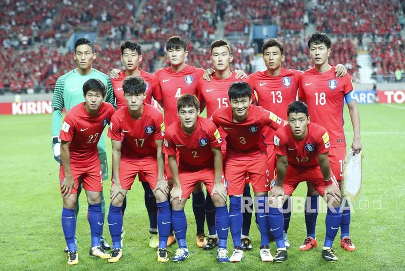 Tim Nasional Korea Selatan