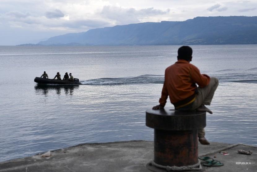 Danau Toba, Simalungun, Sumatera Utara / Ilustrasi
