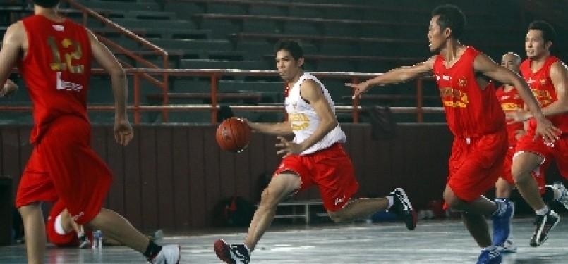 Timnas Basket Putra Waspadai Pemain Naturalisasi Myanmar  Republika Online