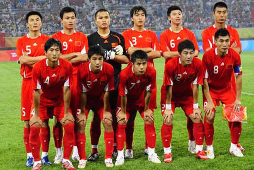 Timnas U-19 Cina (ilustrasi)