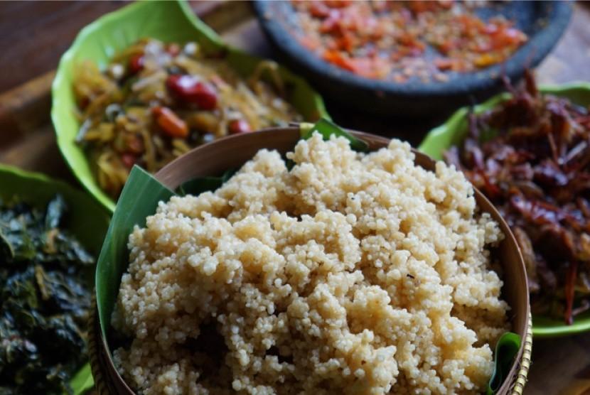 Tiwul, Makanan Istimewa Saat Lebaran di Gunung Kidul | Republika Online