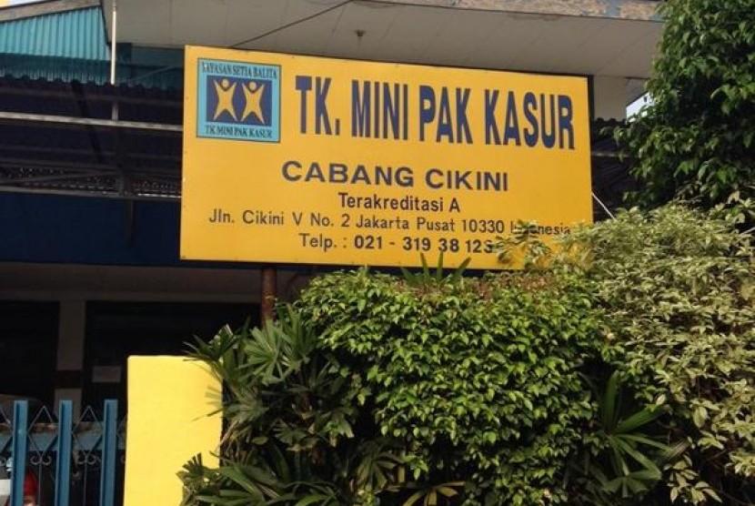 TK Mini Pak Kasur (ilustrasi)