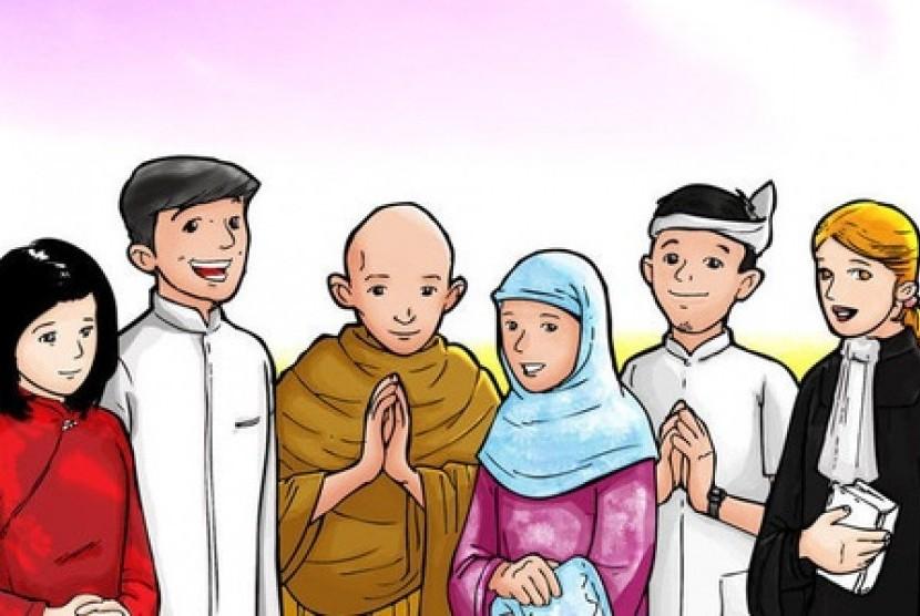 Polres Sukoharjo Gelar Sarasehan Lintas Agama (ilustrasi).