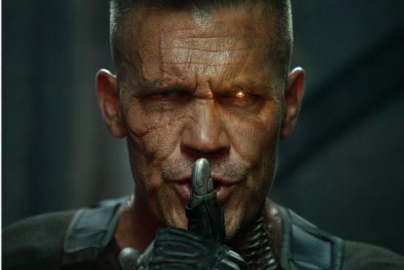 Tokoh cable di Deadpool 2