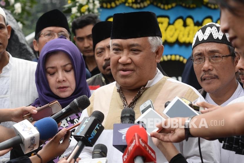 Din Syamsuddin.