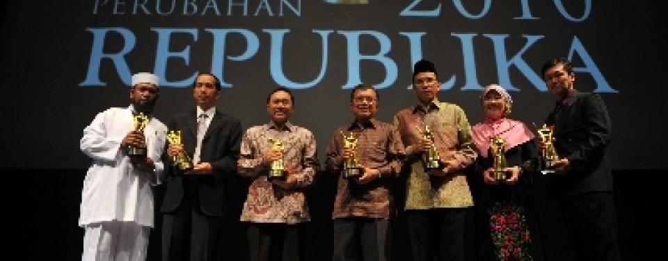 Tokoh Perubahan Republika 2010