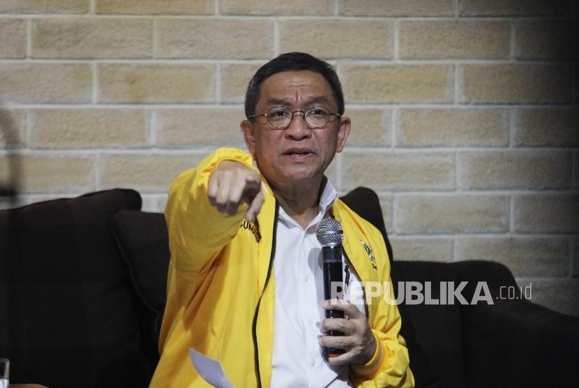 Politikus Partai Golkar, Indra Bambang Utoyo.