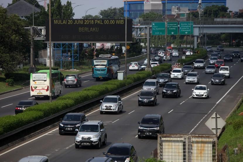 Tol Jakarta Outer Ring Road (JORR).