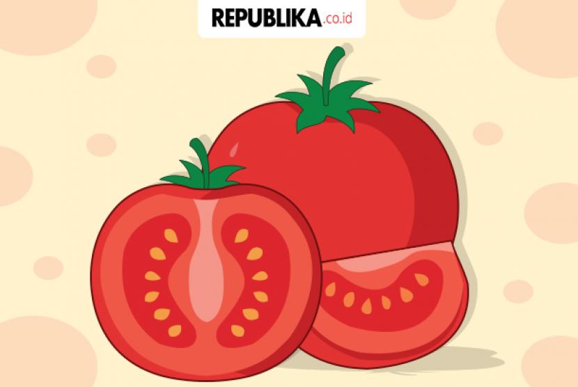 Cara Mudah Dan Murah Membuat Masker Tomat Untuk Kulit Wajah Republika Online