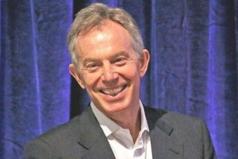 gay tony Blair