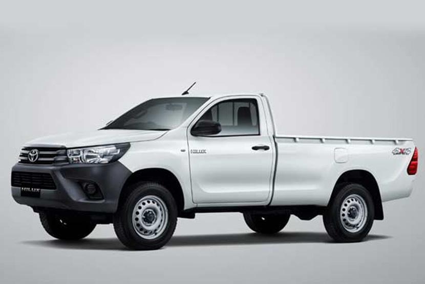 Toyota New Hilux Single Cabin Diesel.