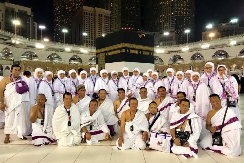 Travel Patuna Jaya Targetkan 1.500 Jamaah Umrah