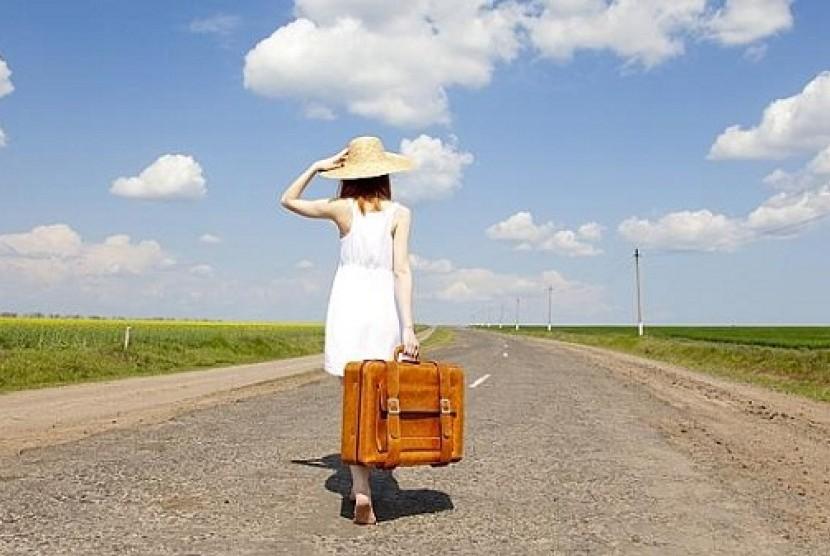Travelling (Ilustrasi)