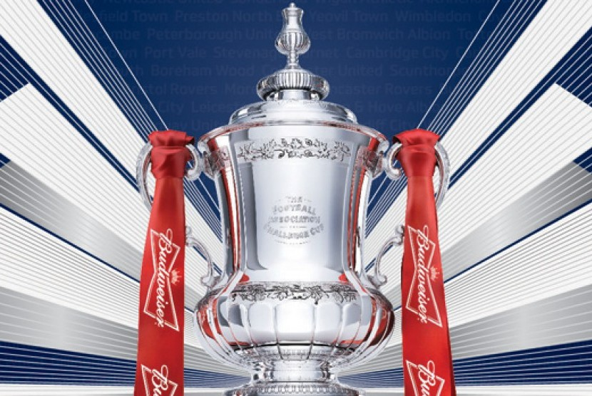 Trofi Piala FA.