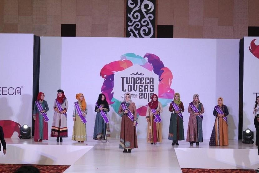 Tuneeca Brand Busana Muslim Lokal Bergaya Kontemporer Republika Online