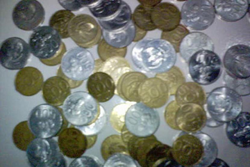 Uang Koin (Ilustrasi)