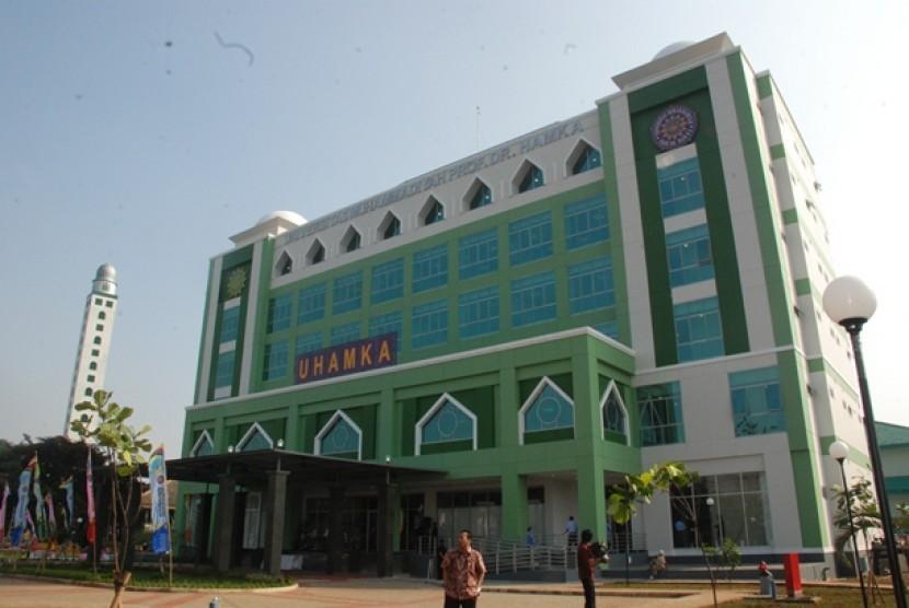 uhamka universitas muhammadiah Prof Dr HAMKA