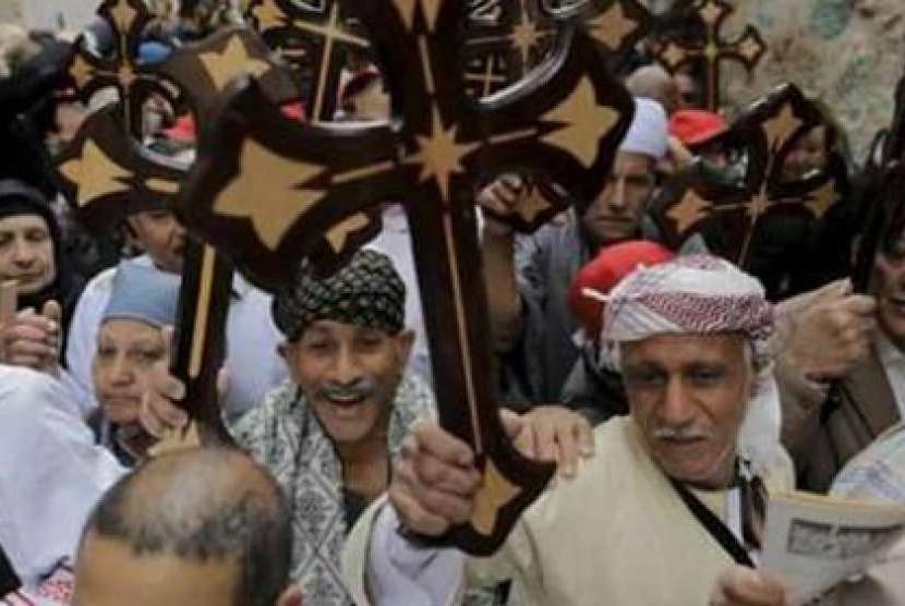 Umat Kristen Koptik di Mesir (Coptic Christians in Egypt)