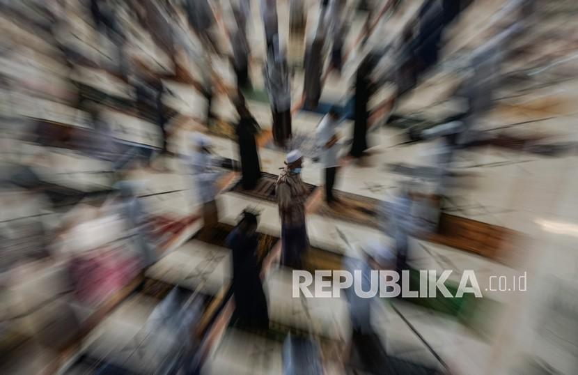 Kediri Minta Takmir Patuhi Prokes Saat Ramadhan (ilustrasi).