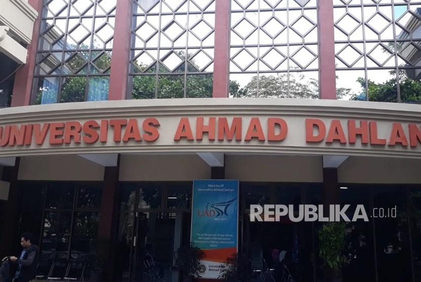 Universitas Ahmad Dahlan (UAD).