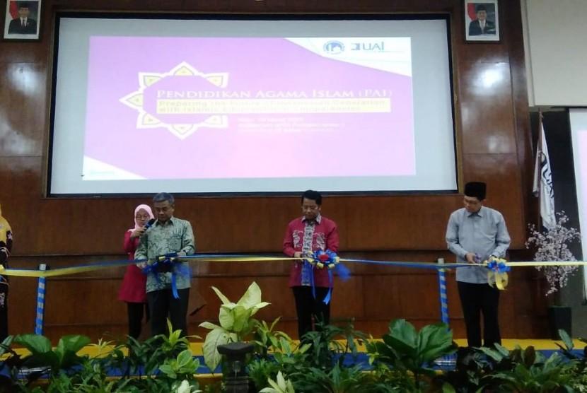 Universitas Al Azhar Indonesia (UAI) dapat membuka kembali Program Studi Pendidikan Agama Islam (PAI).