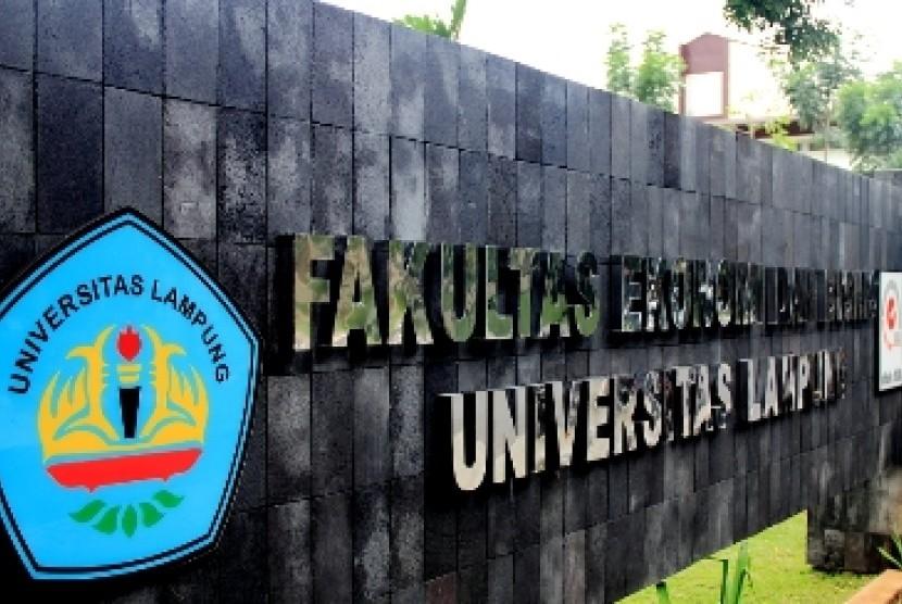Universitas Lampung (Unila).