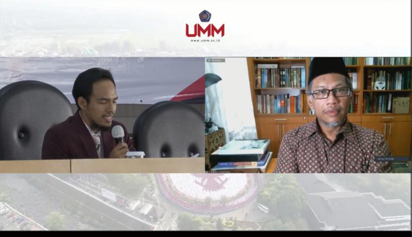 Universitas Muhammadiyah Malang (UMM) menggelar acara //International Conference on Education and Psychology (ICEduPsy)// secara luring dan daring.