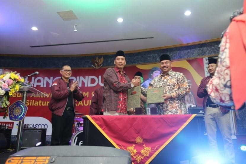 Universitas Muhammadiyah Malang (UMM) Pemerintah Kabupaten Kutai Kartanegara (Kukar) menyepakati kerjasama pendirian Pusat Pendidikan Vokasi.