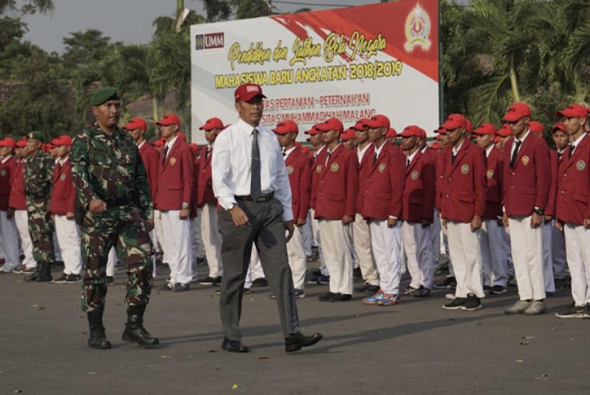 Universitas Muhammadiyah Malang (UMM) sukses melaksanakan program bela negara selama tiga hari dari 1 sampai 3 Oktober lalu.