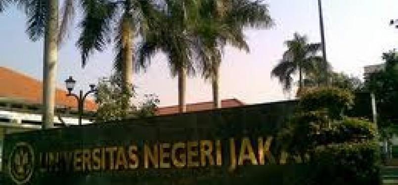 Universitas Negeri Jakarta is a state university in Jakarta.