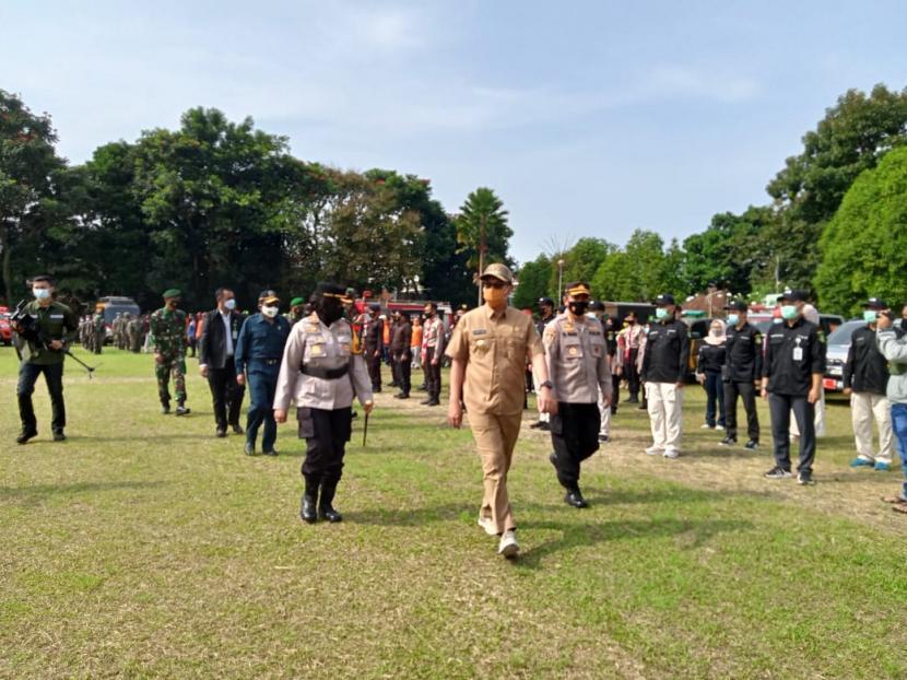 Operasi Patuh Lodaya di Sukabumi Tekankan Disiplin & Prokes (ilustrasi).