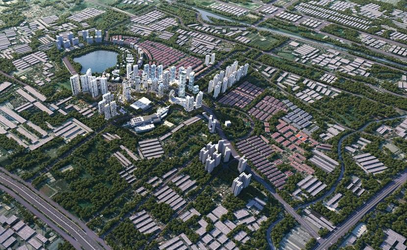 Untuk mendukung pertumbuhan investasi serta merespons kebutuhan investor terhadap keberadaan pusat bisnis premium, Jakarta Garden City meluncurkan kawasan pusat bisnis terbaru, Jakarta Business District.