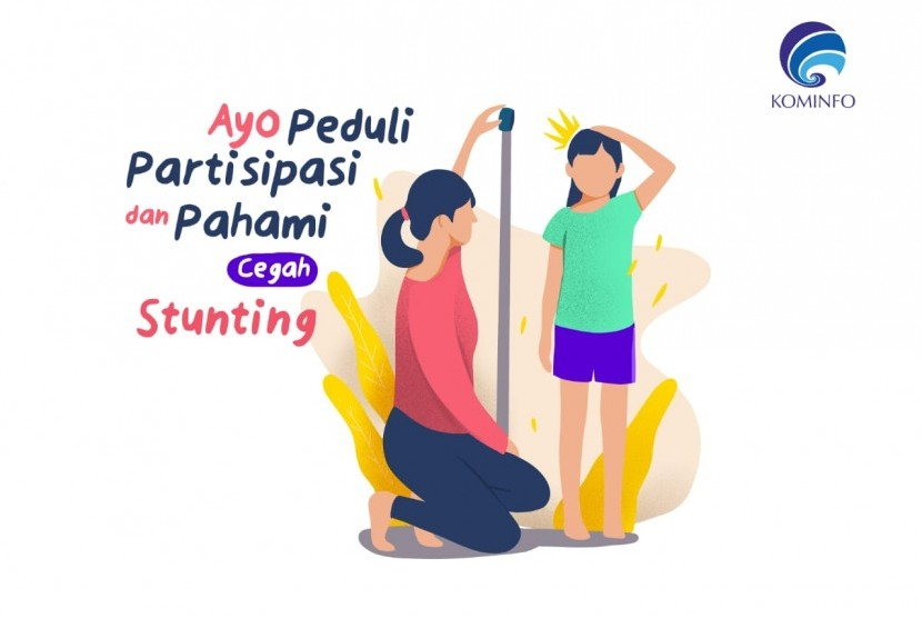 Upaya mencegah stunting (ilustrasi)