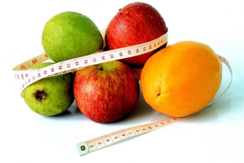 Upaya menurunkan berat badan dipengaruhi oleh beragam faktor, tak hanya makanan.