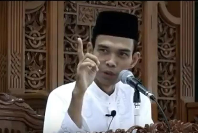 Ustadz Abdul Somad: Di Indonesia ini Musim Sadaqah Lima Tahun Sekali