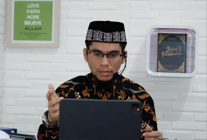 Ustadz Ahmad Syafii Tarigan, Juara Favorit Syiar Digital Indonesia (SDI) yanv diselenggarakan oleh Umma.