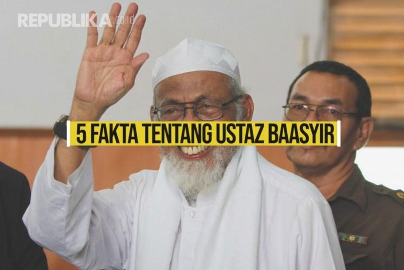 Ustaz Baasyir (ilustrasi)