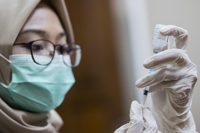 TWC Vaksinasi Pelaku Wisata Candi Borobudur (ilustrasi).