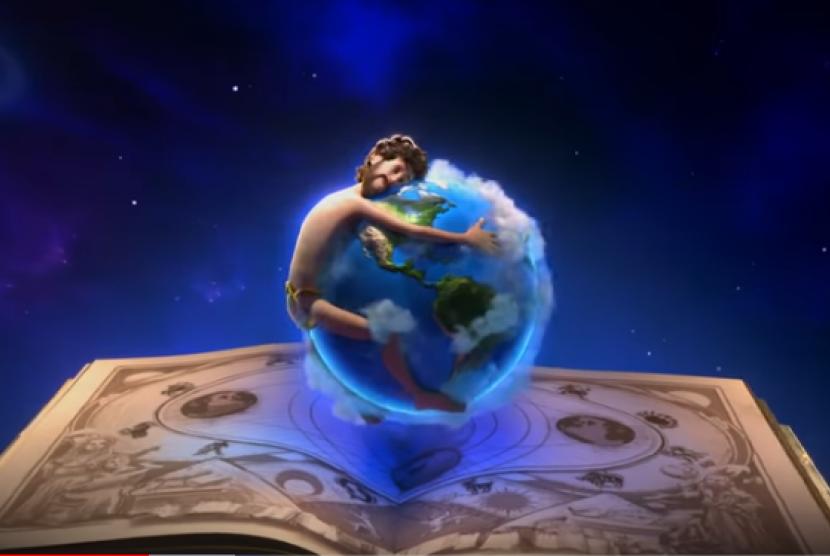 Video klip ''Earth'' yang baru dirilis rapper Lil Dicky.