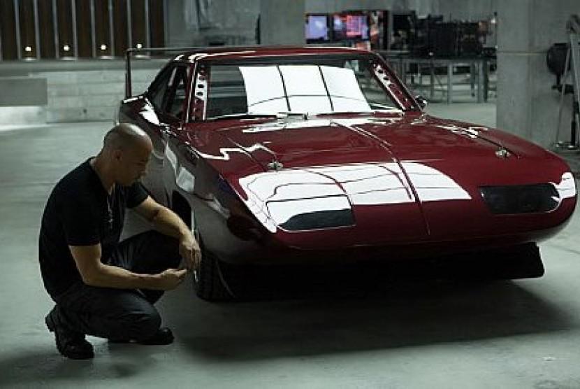 Momen Terbaik Dominic Toretto Dalam Film Fast And Furious Republika Online