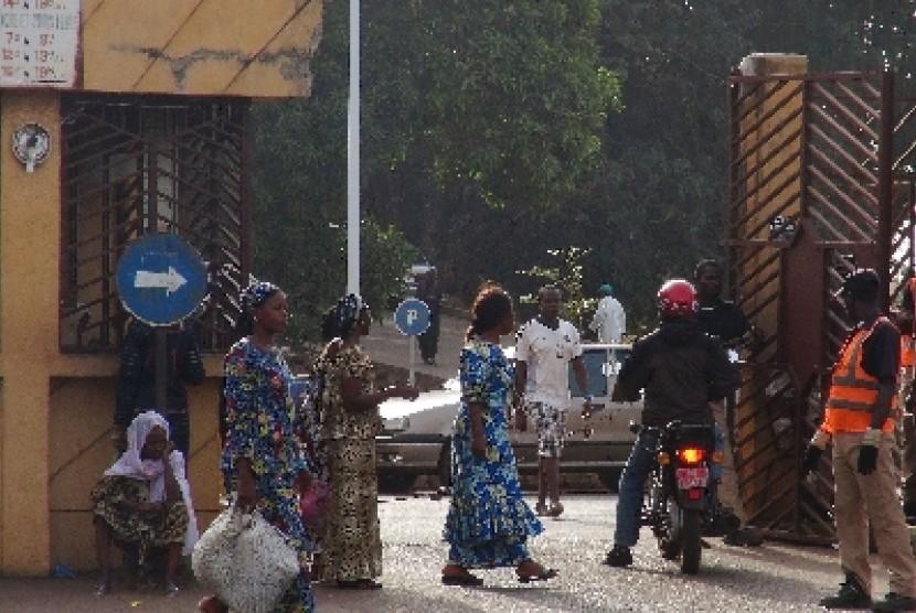 Virus Ebola kembali menyerang kawasan Afrika dalam beberapa waktu terakhir.