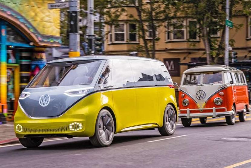 VW ID Buzz.