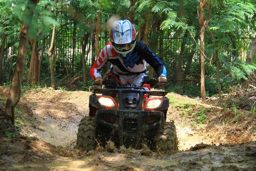 Wahana X Track Adventure Summarecon Mall Bekasi, Bekasi, Senin (25/12)