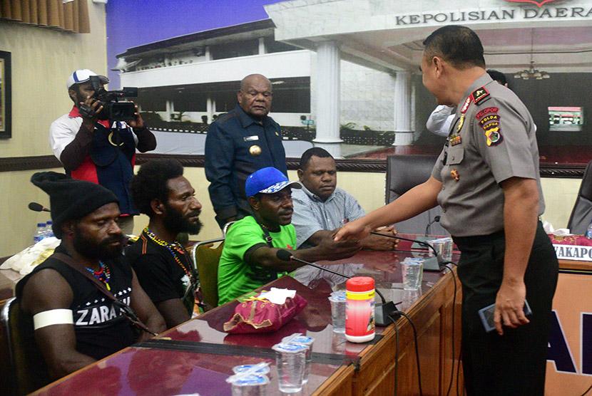 Kapolda Papua Irjen Polisi Rudolf A Rodja