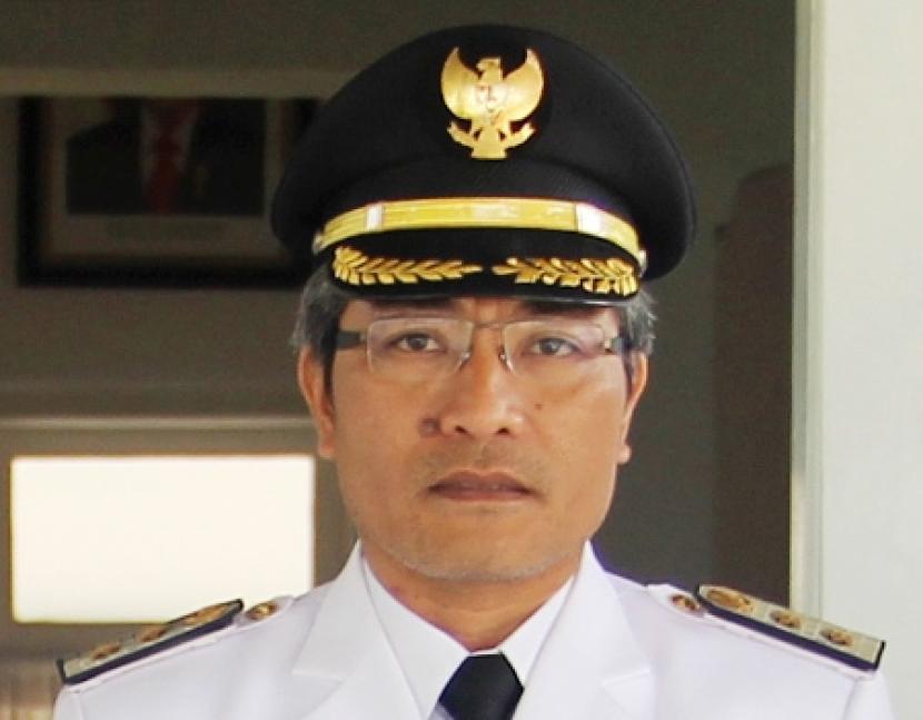 Wakil Bupati Bantul, Abdul Halim Muslih.