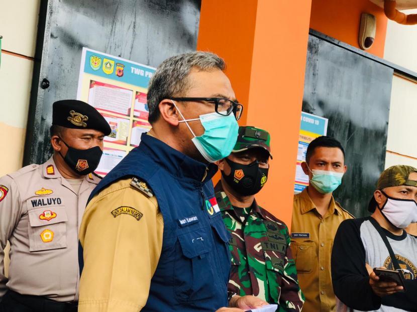 Wakil Bupati (Wabup) Bogor Iwan Setiawan.