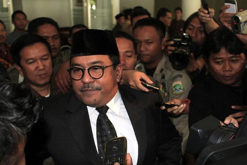 Wakil Gubernur Banten Rano Karno.